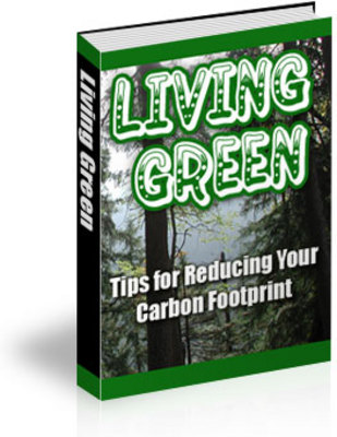 Product picture How to Live Green