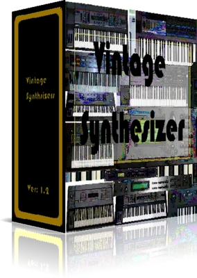 Product picture Vintage Synths Collection Vol 2.zip
