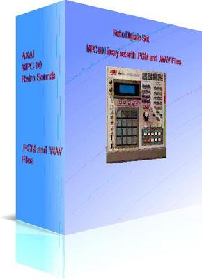 Product picture MPC 60 Retro Sounds Library