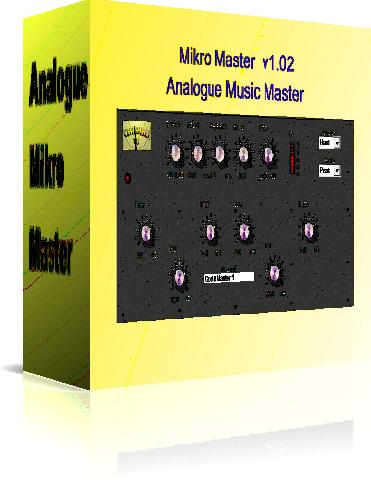 Product picture Analogue Mikro-Mastering Tool