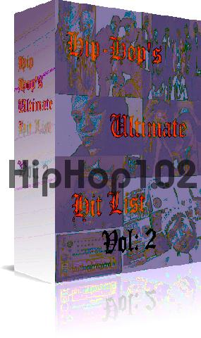 Product picture HipHopsUltimateHitListVol2