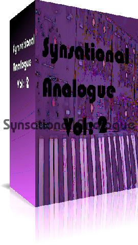 Product picture Synsational Analogue Vol 2