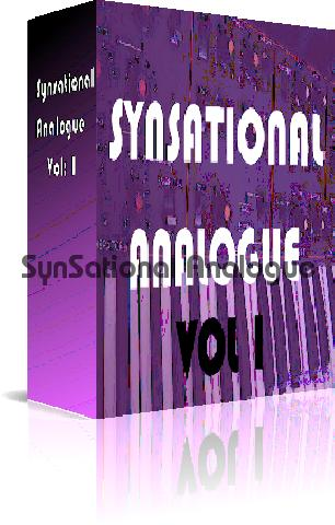 Product picture Synthsational Analogue