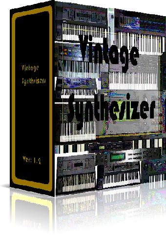 Product picture VINTAGE SYNTHS COLLECTION